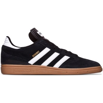 Shoes Men Skate shoes adidas Originals Busenitz Pro Beige-Black-White