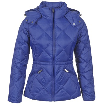 Clothing Women Duffel coats Benetton FOULI Blue