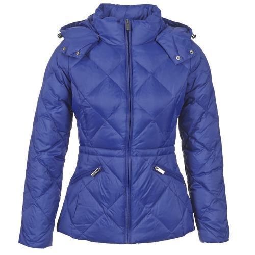 Clothing Women Duffel coats Benetton FOULI Blue