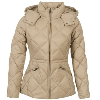 Clothing Women Duffel coats Benetton FOULI Beige