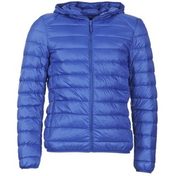 Clothing Men Duffel coats Benetton FOULI Blue