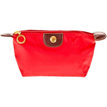 Bags Women Pouches / Clutches Very Bag Street Pochette couleur unie W-25 Rouge Red