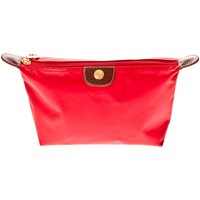 Bags Women Pouches / Clutches Very Bag Street Pochette couleur unie W-26 Rouge Red