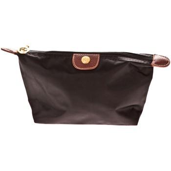 Bags Women Pouches / Clutches Very Bag Street Pochette couleur unie W-26 Noire Black