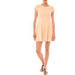 Clothing Women Short Dresses La Vitrine De La Mode Robe LC-0421 By La Vitrine Rose Pink