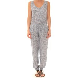 Clothing Women Jumpsuits / Dungarees Dress Code Combinaison Z073  Bleue Blue