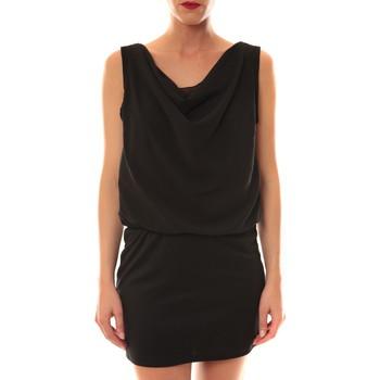 Clothing Women Short Dresses La Vitrine De La Mode Robe 157 By La Vitrine Noire Black