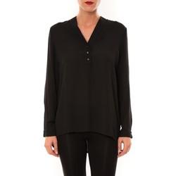 Clothing Women Tops / Blouses La Vitrine De La Mode By La Vitrine Blouse M3060 noir Black