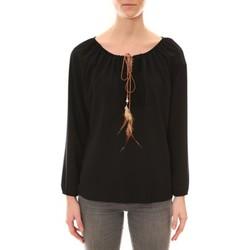 Clothing Women Tunics Dress Code Tunique ZINKA Noir Black