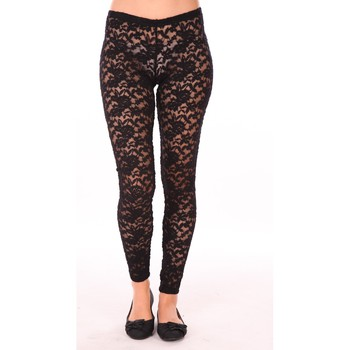 Clothing Women leggings Charlie Joe Legging Rich Black