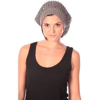 Clothes accessories Women Hats / Beanies / Bobble hats Charlie Joe Bonnet Bob Hat Lise Gris Grey