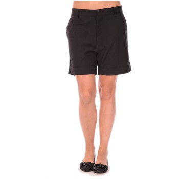 Clothing Women Shorts / Bermudas Charlie Joe Short Greg Black
