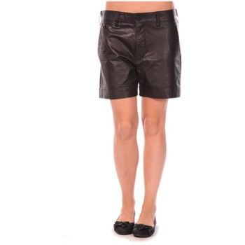Clothing Women Shorts / Bermudas Charlie Joe Short Lake Black