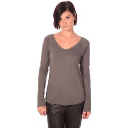 Clothing Women Tunics Charlie Joe Tunique Landez Gris Grey
