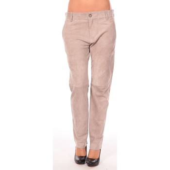 Clothing Women 5-pocket trousers Charlie Joe Pantalon Clint Brown