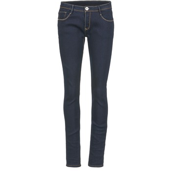 Clothing Women slim jeans Yurban ESQUINE Blue / Raw
