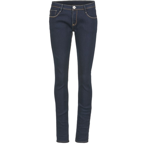 Clothing Women slim jeans Yurban IETOULETTE Blue / Raw