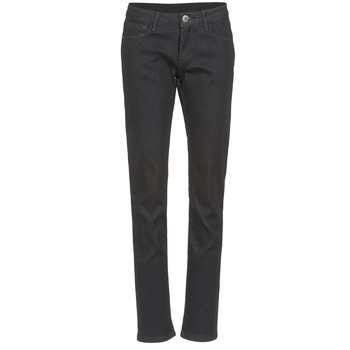 Clothing Women Straight jeans Yurban IESQUANE Black