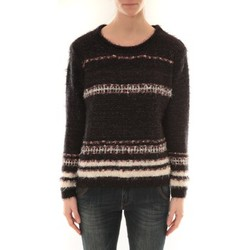 Clothing Women jumpers Barcelona Moda Pull FT03 Black