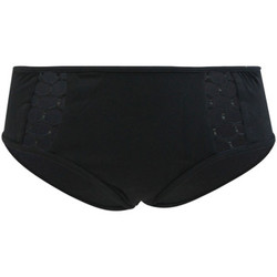 Clothing Women Bikini Separates Seafolly Black Swimsuit Panties Retro Mesh About BLACK