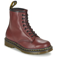 Shoes Mid boots Dr Martens 1460 Cherry / RED