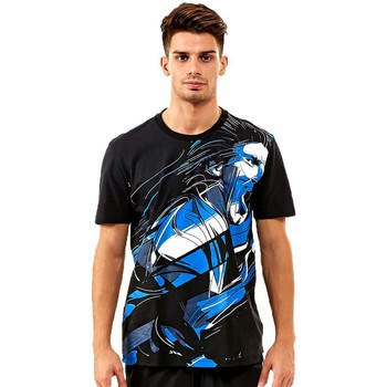 adidas  Messi Tee  mens T shirt in black