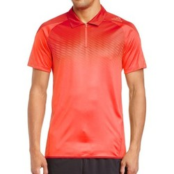 Clothing Men short-sleeved polo shirts adidas Originals Adizero Polo Red