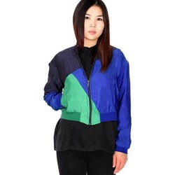 Clothing Women Jackets adidas Originals Supergirl CB TT Black