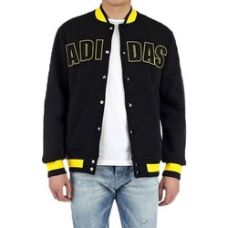 Clothing Men jumpers adidas Originals Originals Fleece Vsty Black