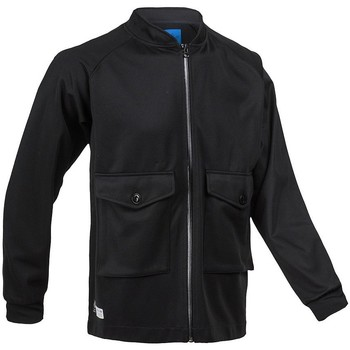 Clothing Men Jackets / Blazers adidas Originals Patch Pocket TT Black
