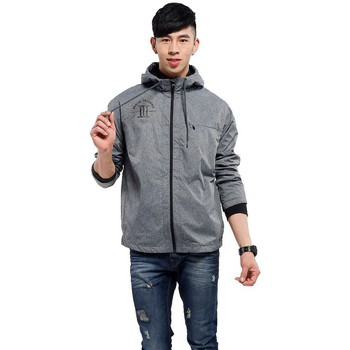 Clothing Men Macs adidas Originals SF Mel Wind Breaker Grey