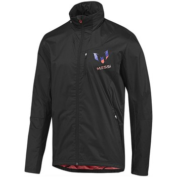 Clothing Men Jackets adidas Originals Adizero F50 Messi Jacket Black