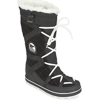 Shoes Women Snow boots Sorel GLACY EXPLORER Black