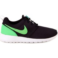 Shoes Women Low top trainers Nike ROSHE ONE GS Blu