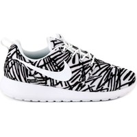 Shoes Women Low top trainers Nike ROSHE ONE PRINT Multicolore