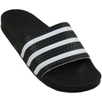 Shoes Men Flip flops adidas Originals Adilette Black