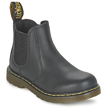 Shoes Children Mid boots Dr Martens SHENZI  BLACK / Softy