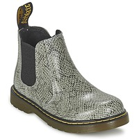 Shoes Children Mid boots Dr Martens BANZAI ASP Light / GREY / Viper