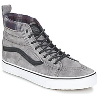 Shoes Hi top trainers Vans SK8-HI MTE Grey