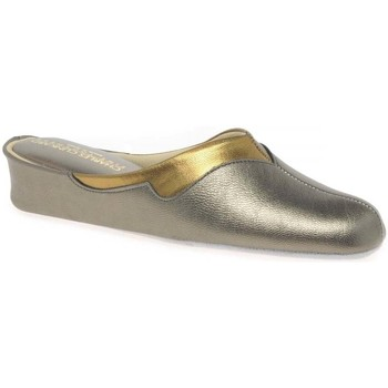 Shoes Women Clogs Relax Slippers Messina Ladies Slipper Silver