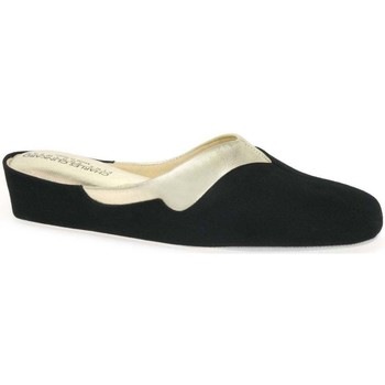 Shoes Women Clogs Relax Slippers Messina Ladies Slipper black