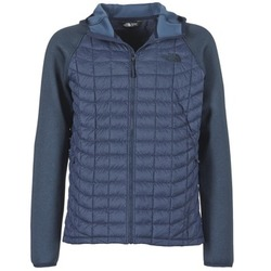 Clothing Men Duffel coats The North Face UPHOLDER THERMOBALL HYBRID Blue