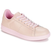 Shoes Women Low top trainers Yurban EZIME Pink