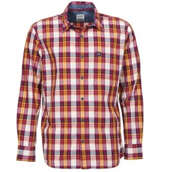 Clothing Men Long-sleeved shirts Oxbow GOMTI Multicolour