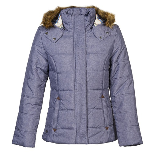 Clothing Women Duffel coats Oxbow SHERGOL Blue