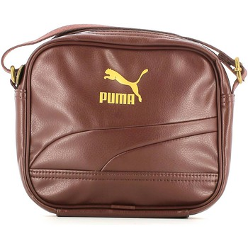 Bags Men Shoulder bags Puma 073865 Across body bag Accessories Brown Brown