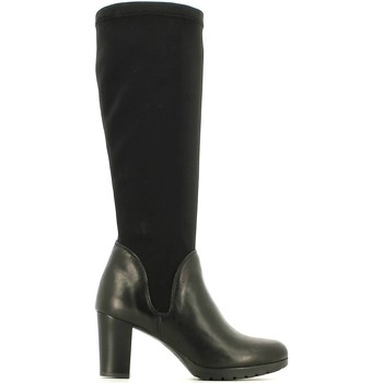 Shoes Women High boots Grunland ST0601 Boots Women Black Black