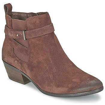 Shoes Women Mid boots Sam Edelman PACIFIC Brown