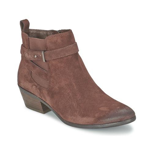 Shoes Women Ankle boots Sam Edelman PACIFIC Brown
