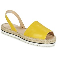 Shoes Women Sandals Anaki TEQUILAI Yellow